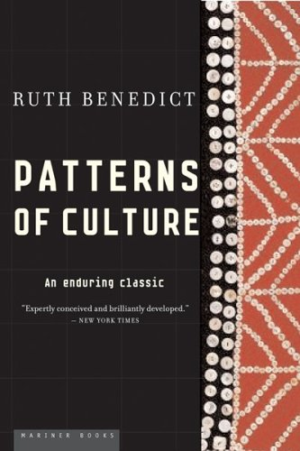 Patterns of Culture 9780618619559