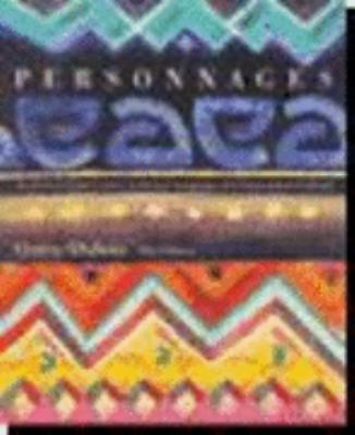 Personnages: An Intermediate Course in French Language and Francophone Culture: Text with Student Audio CD 9780618267071