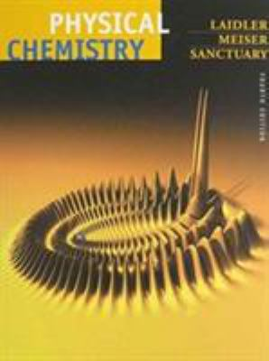 Physical Chemistry [With CDROM] 9780618152926