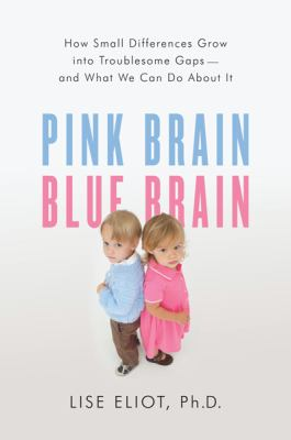 Pink Brain, Blue Brain: How Small Differences Grow Into Troublesome Gaps--And What We Can Do about It 9780618393114