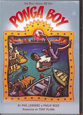 Ponga Boy 9780615189574