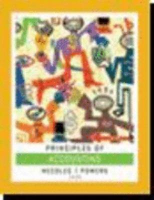 Principles of Accounting 9780618379897