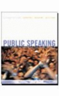 Public Speaking 2 Edition and Student CD-ROM 9780618163151