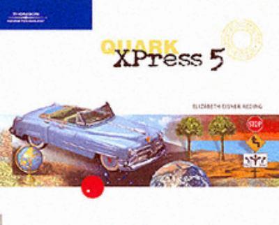 QuarkXPress 5-Design Professional 9780619056919