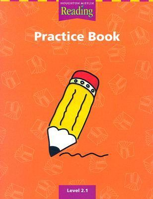 Reading Practice Book Level 2.1