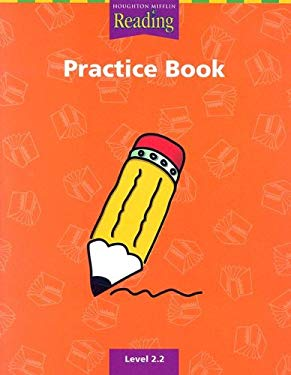 Reading Practice Book Level 2.2 9780618161621
