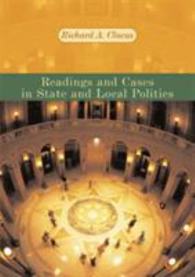 Readings & Cases in State and Local Politics 9780618371327