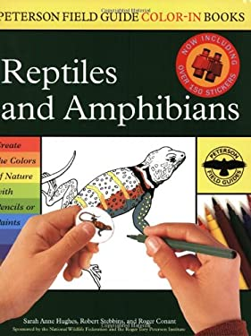 Reptiles and Amphibians [With Stickers] 9780618307371