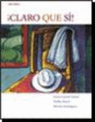 Rusch Claro Que Si with in Text Audio CD Sixth Edition 9780618872879