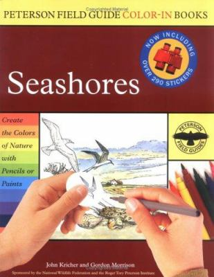 Seashores [With Stickers] 9780618542253