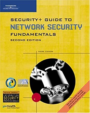 Security+ Guide to Networking Security Fundamentals 9780619215668