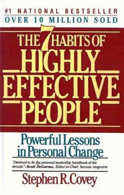 Seven Habits of Highly Effective People: Powerful Lessons in Personal Change 9780613191456