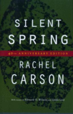 Silent Spring 9780618253050