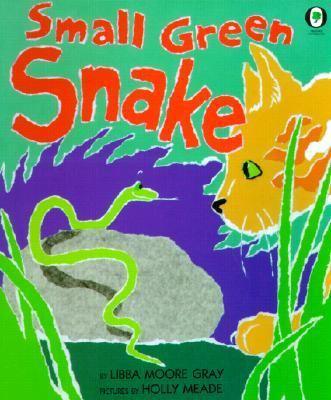 Small Green Snake -Lib -OS 9780613035798