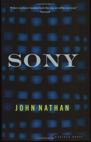 Sony 9780618126941