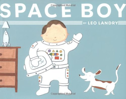 Space Boy 9780618605682
