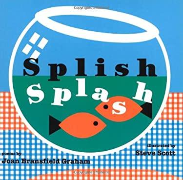 Splish Splash 9780618111237