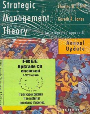 Strategic Management Theory Fifth Edition [With CDROM] 9780618147243