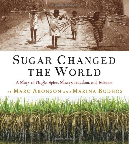 Sugar Changed the World: A Story of Magic, Spice, Slavery, Freedom, and Science 9780618574926
