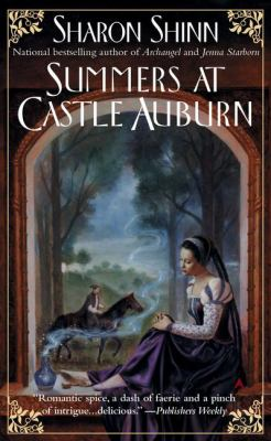 Summers at Castle Auburn 9780613493710