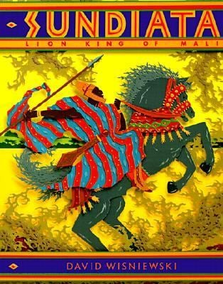 Sundiata: Lion King of Mali 9780613178679