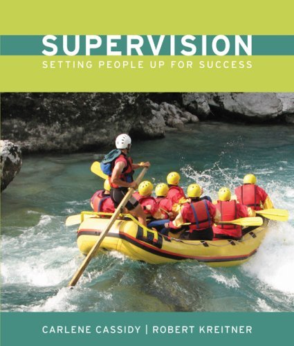 Supervision: Setting People Up for Success 9780618862139