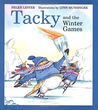 Tacky and the Winter Games 9780618556595