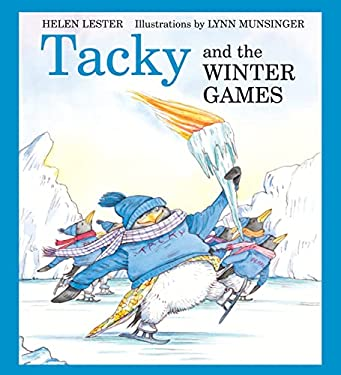 Tacky and the Winter Games 9780618956746