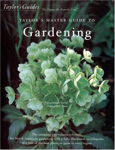 Taylor's Master Guide to Gardening 9780618159079