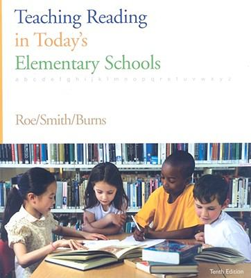 Teaching Reading in Today's Elementary Schools 9780618938575