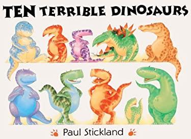 Ten Terrible Dinosaurs 9780613317924