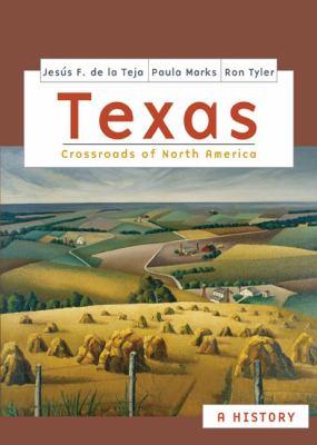 Texas: Crossroads of North America 9780618073610