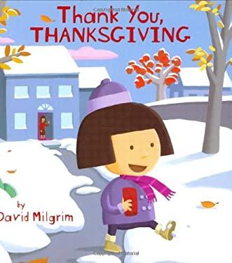 Thank You, Thanksgiving 9780618274666