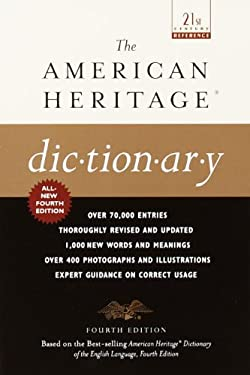 The American Heritage Dictionary 9780613453561