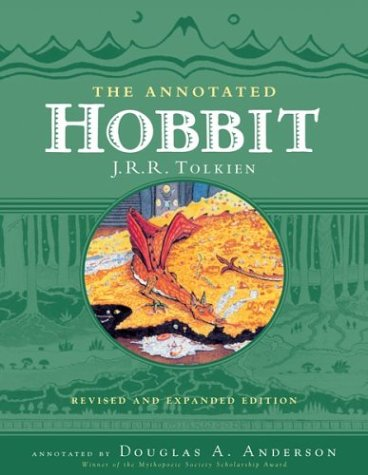 The Annotated Hobbit 9780618134700