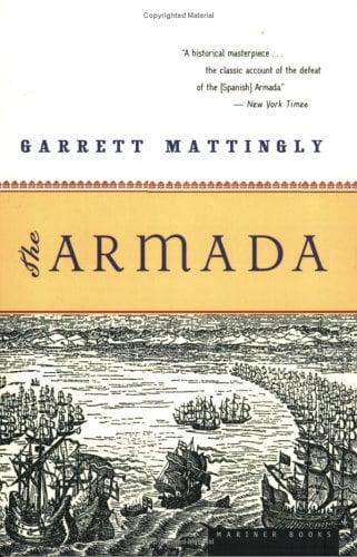 The Armada 9780618565917