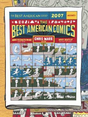 The Best American Comics 9780618718764