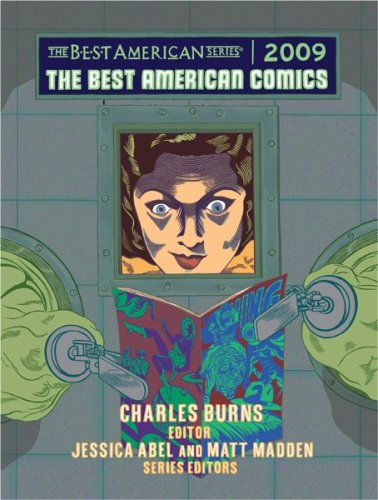 The Best American Comics 9780618989652