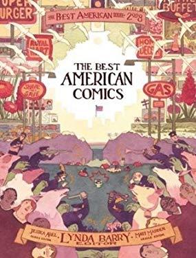 The Best American Comics 9780618989768