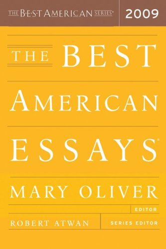 The Best American Essays 9780618982721