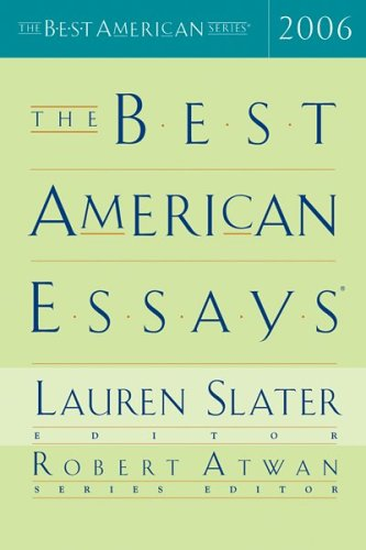 The Best American Essays 9780618705290