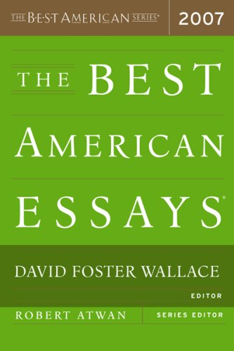The Best American Essays 9780618709274