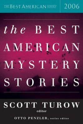 The Best American Mystery Stories 9780618517466