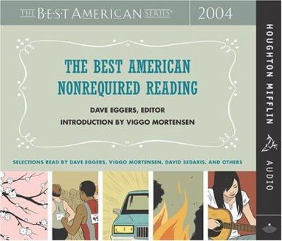 The Best American Nonrequired Reading 2004 9780618497430