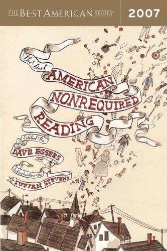 The Best American Nonrequired Reading 9780618902811