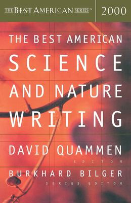 The Best American Science and Nature Writing 9780618082957