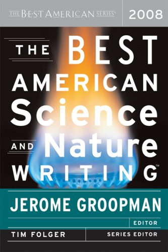 The Best American Science and Nature Writing 9780618834471