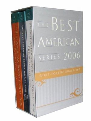 The Best American Series 9780618801275