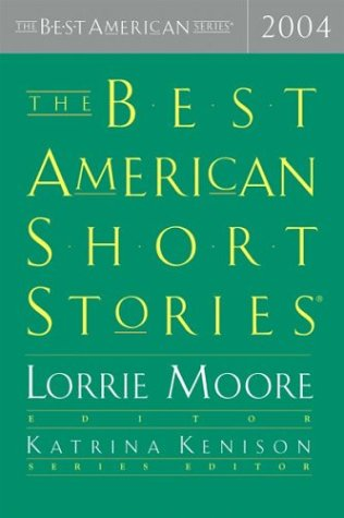 The Best American Short Stories 2004 9780618197347