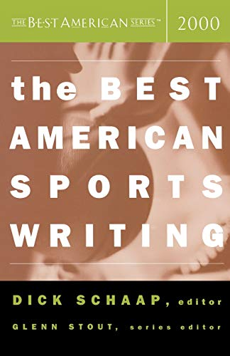 The Best American Sports Writing 2000 9780618012091